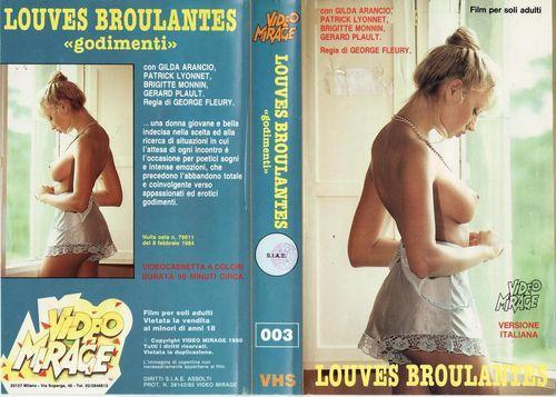 Louves brulantes / Les Extases de Charlotte