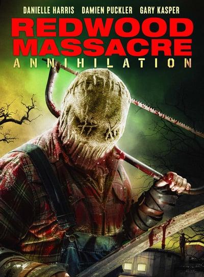 Redwood Massacre Annihilation 2020 720p WEB-DL XviD AC3-FGT