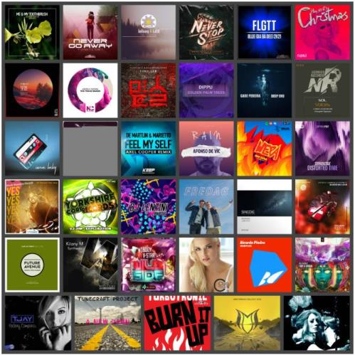 Electronic, Rap, Indie, R&B & Dance Music Collection Pack (2020-10-29)