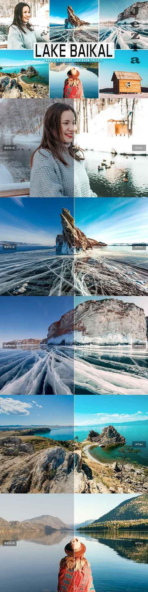 Lake Baikal Pro Lightroom Presets - 5554367 - Mobile & Desktop