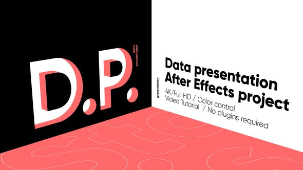 Videohive - Info Presentation - Data Presentation - 28224659