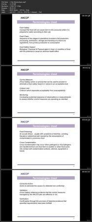 HACCP-Hazard Analysis & Critical Control Point Certification