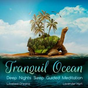 Tranquil Ocean Deep Nights Sleep Guided Meditation [Audiobook]