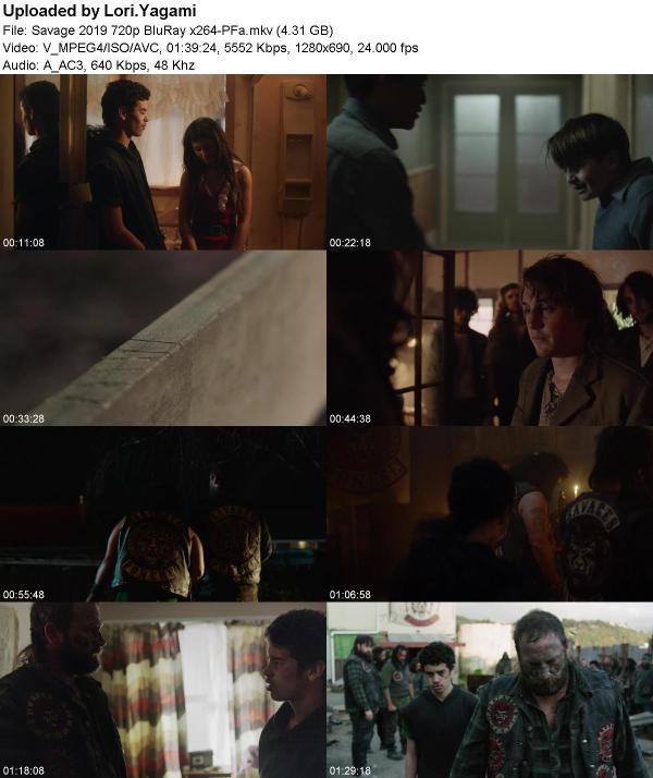 Savage 2019 720p BluRay x264-PFa