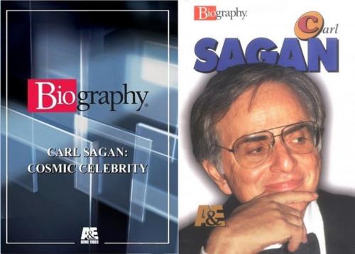 A&E Biography – Carl Sagan A Cosmic Celebrity (1996)
