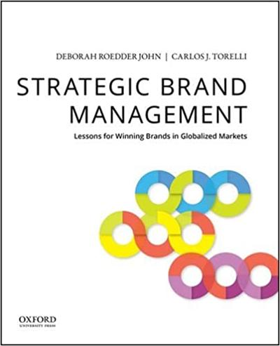 Strategic Brand Management: Lessons for Winning Brands in Globalized Markets