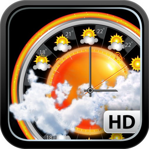 EWeather HD 8.2.2 (Android)