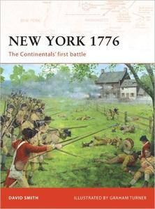 New York 1776: The Continentals' first battle (Campaign, 192)
