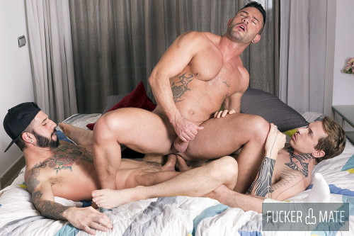 Romeo Davis, Robert Royal and Andy Star