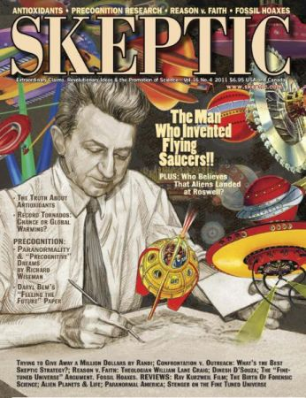 Skeptic   Issue 16.4, September 2011