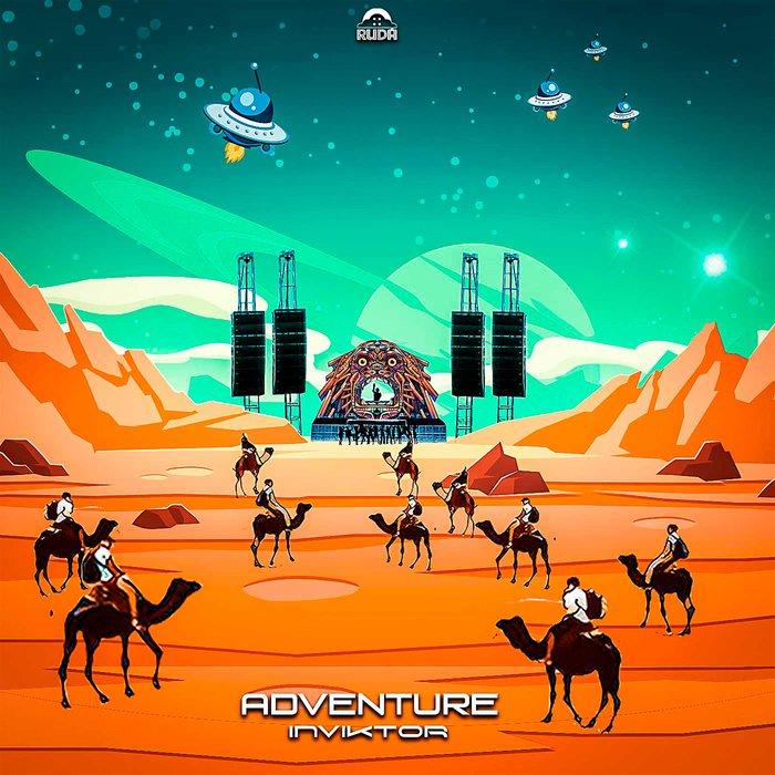 Inviktor - Adventure (2021)