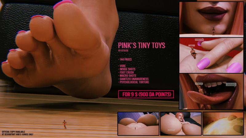 GTSX3D – Pinks Tiny Toys