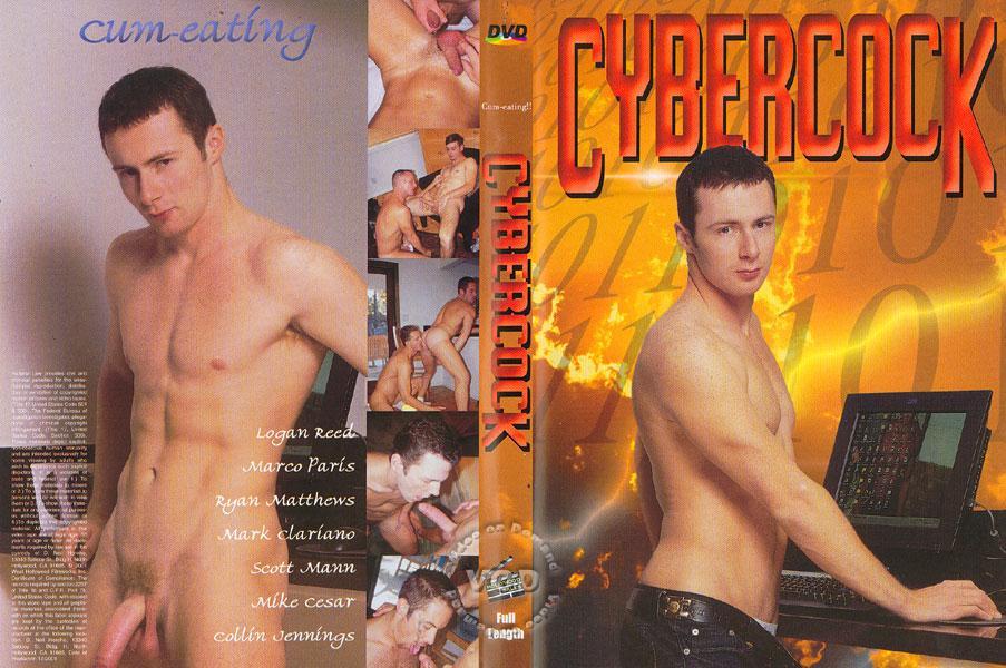 Cybercock / Киберчлен (Casey O'Brian, Peter O'Brian, Hollywood Sales) [2001 г., Anal Sex, Oral Sex, Masturbation, Dildo, DVDRip]