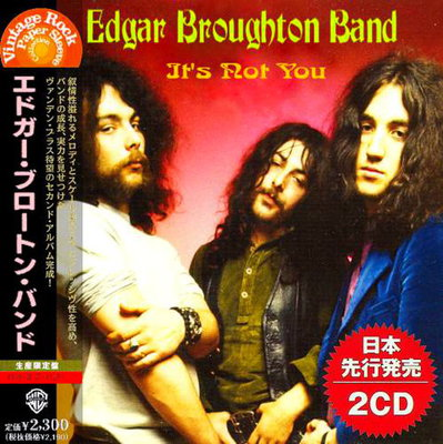 Edgar Broughton Band - It's Not You (Compilation) 2021