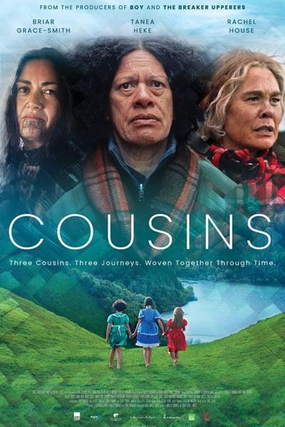 Cousins (2021) HDRip XviD AC3-EVO