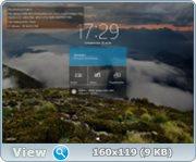 Windows 10 Team PreRelease 19100.1021 LITE by Lopatkin (x64) (2021) {Rus}