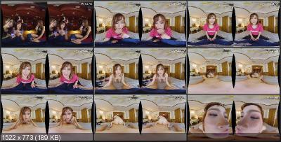 Satori Fujinami, Manami Oura, Rika Miami, Mai Kamisaki, Ruka Aise, Mei Osaka, Miho Tomii, Aimi Otosaki, Rino Harukawa, Yu Itsuki - TMAVR-094 C [Oculus Rift, Vive, Samsung Gear VR | SideBySide] [2048p]