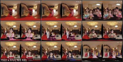 Satori Fujinami, Manami Oura, Rika Miami, Mai Kamisaki, Ruka Aise, Mei Osaka, Miho Tomii, Aimi Otosaki, Rino Harukawa, Yu Itsuki - TMAVR-094 A [Oculus Rift, Vive, Samsung Gear VR | SideBySide] [2048p]