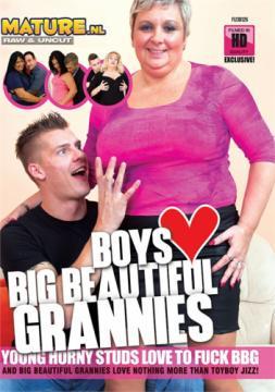 Boys Love Big Beautiful Grannies (2020) 720p