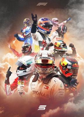 Формула 1. Сезон 2020. Этап 11. Гран-при Айфеля. Гонка [11.10] (2020) HDTVRip 720p