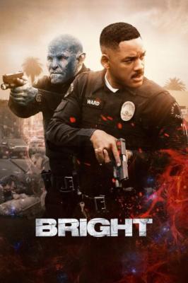 Bright (2017) (1080p NF WEBRip x265 HEVC 10bit EAC3 Atmos 5 1 t3nzin)