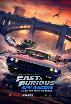 Форсаж: Шпионы-гонщики / Fast & Furious: Spy Racers [Сезон: 1] (2019) WEB-DL 1080p | Пифагор