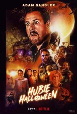 Хэллоуин Хьюби / Hubie Halloween (2020) WEB-DL 2160p | SDR | Netflix