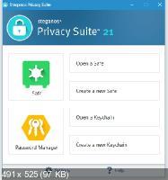 Steganos Privacy Suite 21.1.0 Revision 12679