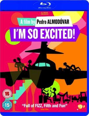 Я очень возбужден / Los amantes pasajeros (2013) BDRip 720p