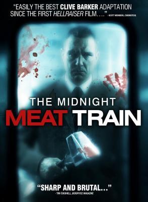 Полуночный экспресс / The Midnight Meat Train (2008) WEB-DLRip 720p | Theatrical Cut | Open Matte