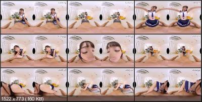 Yui Tomita - VRTB-011 B [Oculus Rift, Vive, Samsung Gear VR   SideBySide] [1920p]