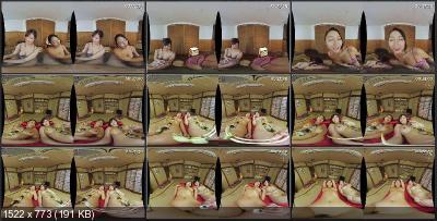 Yuri Honma, Ayaka Mochizuki - JUVR-055 B [Oculus Rift, Vive, Samsung Gear VR | SideBySide] [2048p]