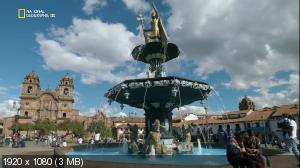 National Geographic: Затерянный храм империи инков / Lost Temple of The Inca (2019) HDTV 1080i