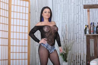 [legalporno.com/analvids.com] Bianka Blue [2020 г., MILF, big tits, IR, anal, DAP, music]
