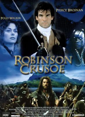 Робинзон Крузо / Robinson Crusoe (1997) WEB-DL 1080p