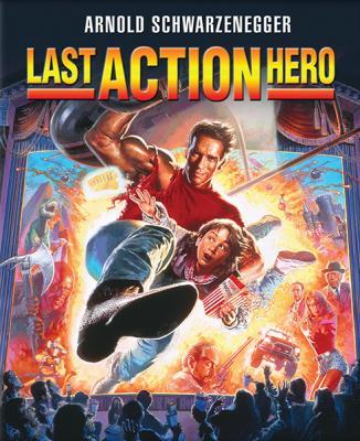 Последний киногерой / Last Action Hero (1993) BDRip 720p