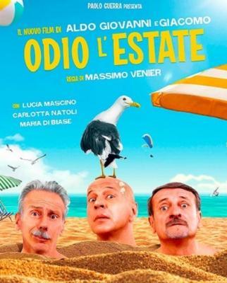 Ненавижу лето / Odio l'estate (2020) WEB-DL 1080p