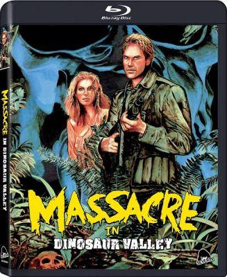 Резня в долине динозавров / Massacre in Dinosaur Valley (1985) BDRemux 1080p