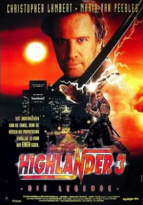 Горец 3: Последнее измерение /Highlander III: The Final Dimension (1994) WEB-DLRip 720p | Open