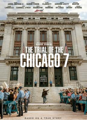Суд над чикагской семеркой / The Trial of the Chicago 7 (2020) WEBRip 720p | HDRezka Studio