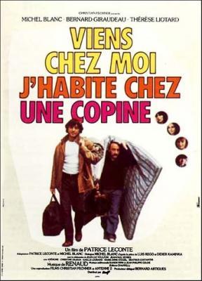 Заходи - я живу у подруги / Viens chez moi, j'habite chez une copine (1981) BDRip 720p