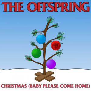 The Offspring - Christmas (Baby Please Come Home) (Single) (2020)