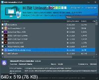 HiBit Uninstaller 2.5.60 RePack/Portable by Dodakaedr