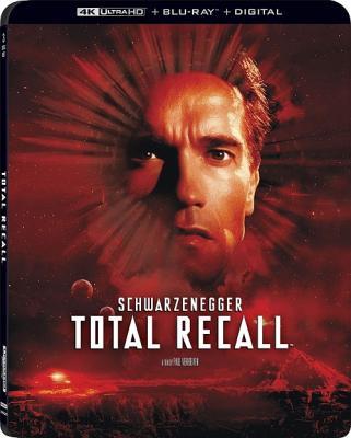 Вспомнить всё / Total Recall (1990) BDRemux 2160p | HDR | Лицензия