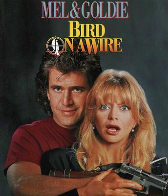 Птичка на проводе / Bird on a Wire (1990) WEB-DL 1080p | Open Matte