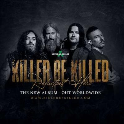 Killer Be Killed - Reluctant Hero [Hi-Res] (2020) FLAC