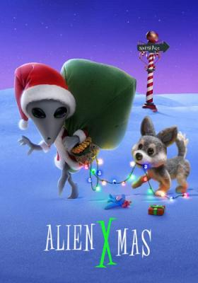 ИКСтраординарное Рождество / Alien Xmas (2020) WEB-DL 1080p