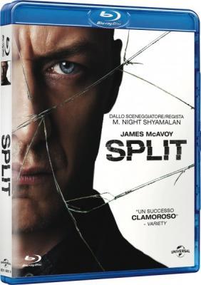 Сплит (Расстройство личности) / Split (2016) BDRip 1080p