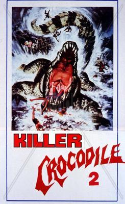 Крокодил-убийца 2 / Killer Crocodile 2 (1990) BDRip 720p