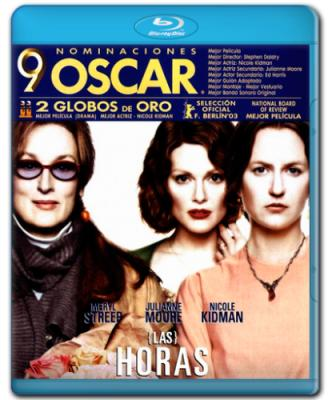 Часы / The Hours (2002) BDRip 720p